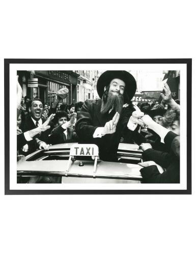 Rabbi Jacob 70 x 50 cm