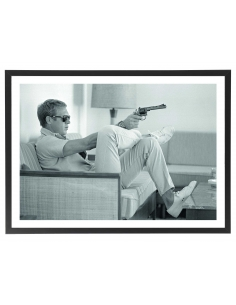 Steve McQueen Revolver...