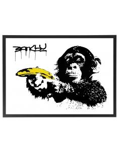 Banksy - Singe