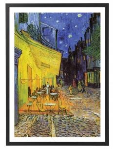 Van Gogh - Terrasse du café...