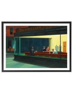 Edward Hopper - Nighthawks...