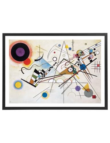 Composition 8 - Vassily Kandinsky