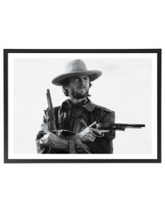 Clint Eastwood 50 x 70 cm
