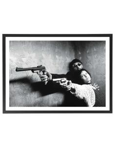 Film Léon affiche 70x50 cm