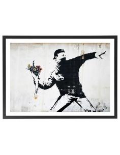 Banksy - Manifestant