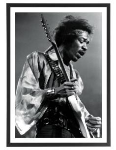 Jimi Hendrix 50 x 70 cm